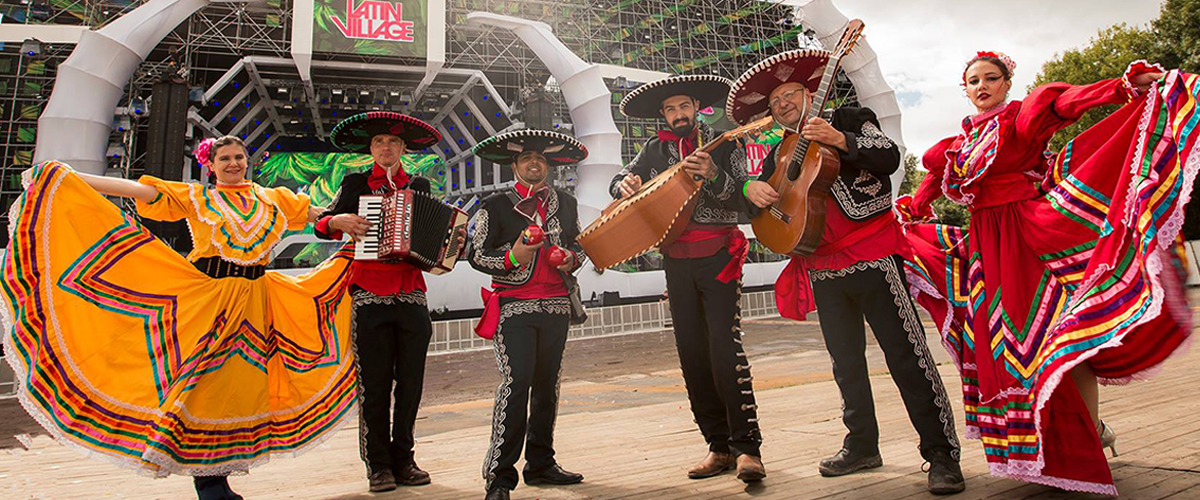 Mexicaans orkest